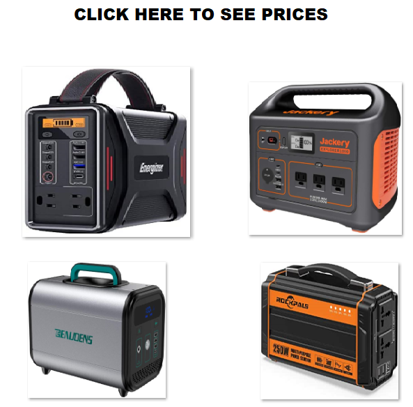 Best Portable Power Station Reviews