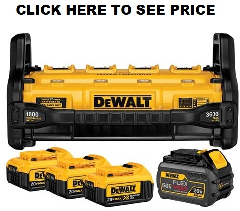 DeWalt Dcb1800 Portable Power Station