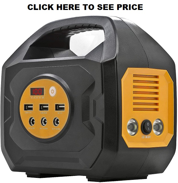 ExpertPower 200W Portable Power Station