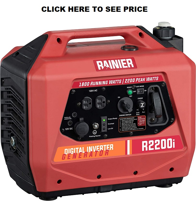 Rainier R2200I Portable Power Station