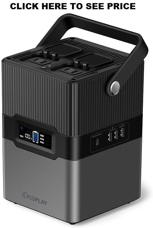 IDeaPlay Portable Power Station