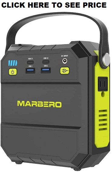 Marbero Portable Power Station