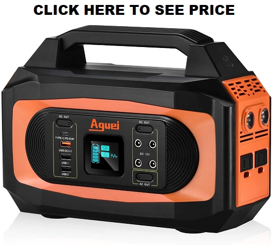 Aguei Portable Power Station