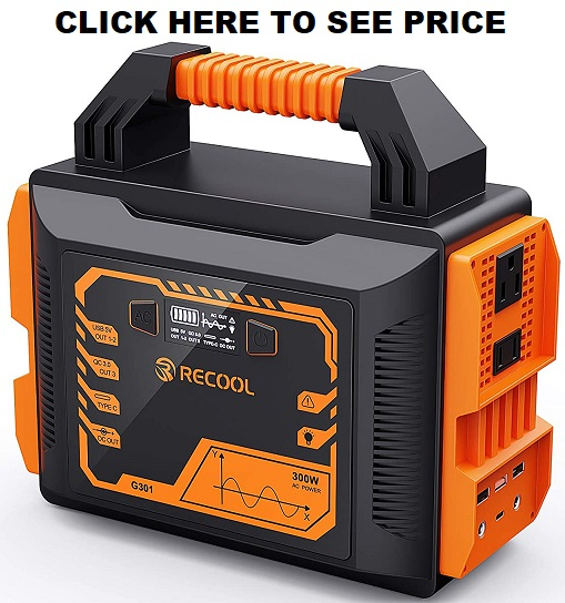 RECOOL Portable Power Station
